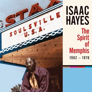 Issac Hayes: Spirit Of Memphis Box Set