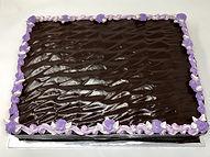 Quad Chocolate Cake (4.2kg)