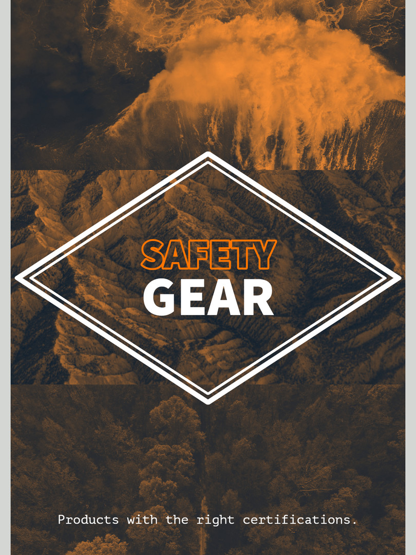 Branded Safety Gear