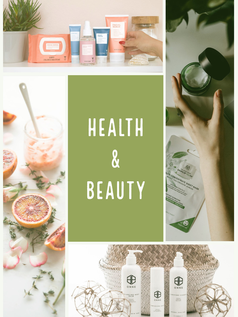 Branded Health & Beauty Products