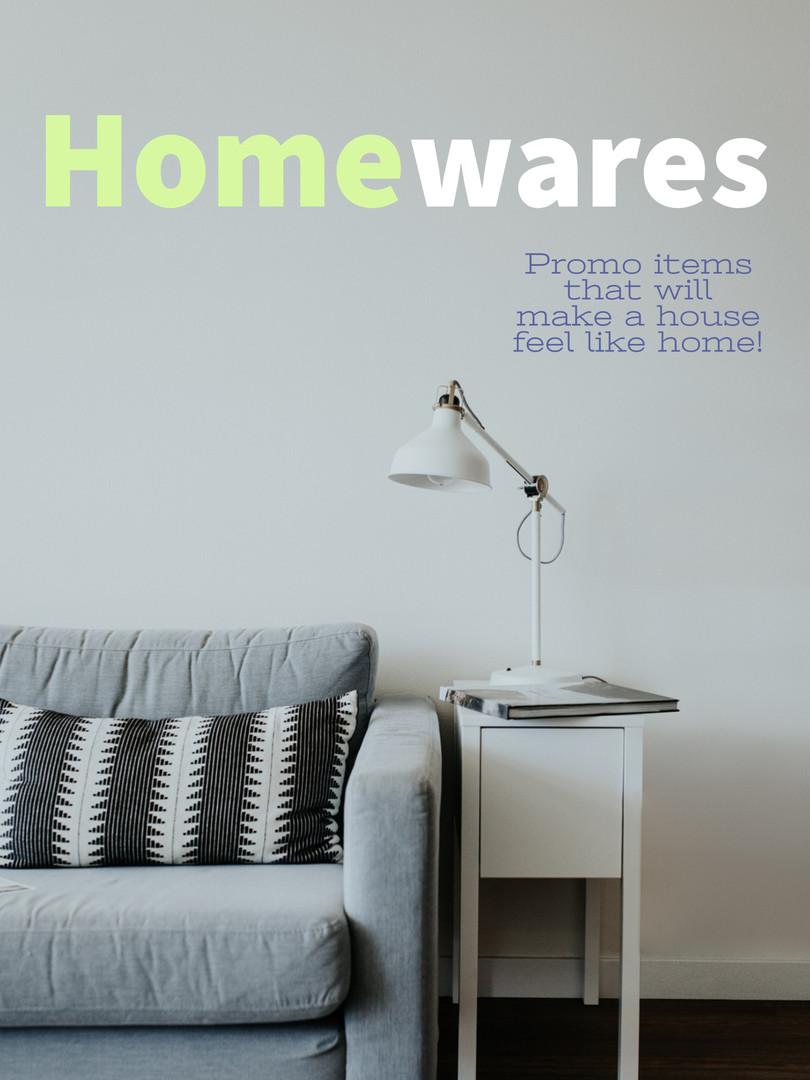 Branded Homewares