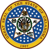 state seal of OK for Homeland Grocers with Check Cashing Kiosks
