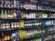 best selection of liquor