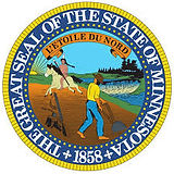 state seal of MN for Coborn's with check cashing kiosks by SAMCO