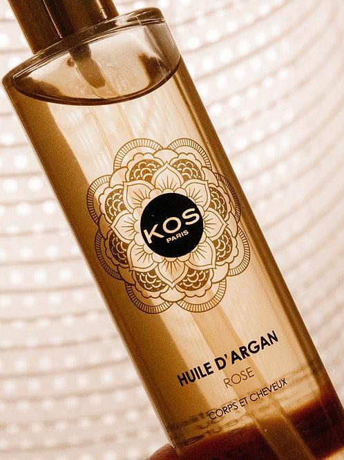 Rose Argan Oil