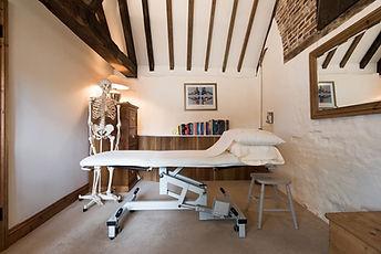 osteopathy treatment petersfield