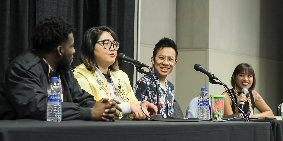 Elevating Our Stories: Diversity in the Industry