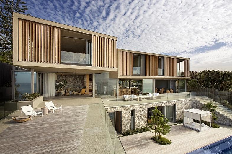 luxury home villa development construction building permits homebuilder loan financing urban