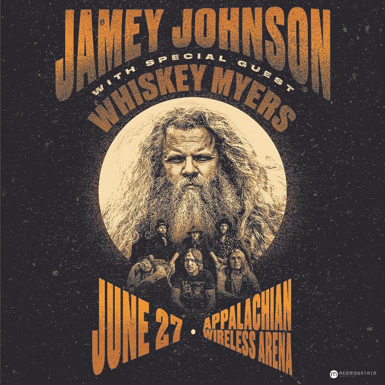 Jamey Johnson w/ Whiskey Myers