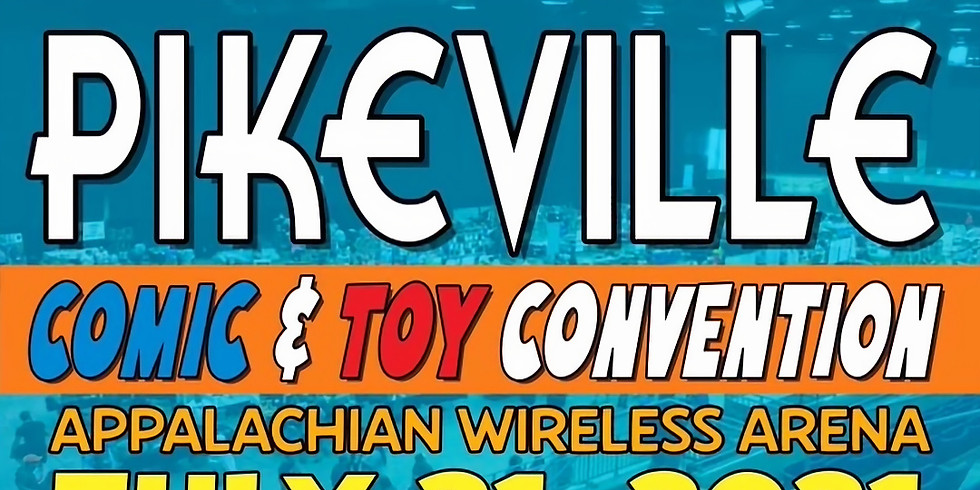 Pikeville Comic & Toy Convention