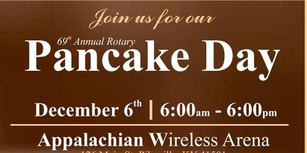 69th Annual Rotary Pancake Breakfast