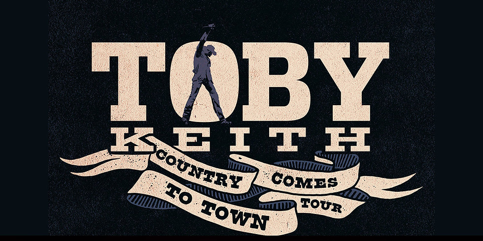 Toby Keith Country Comes To Town Tour w/ special guest Colt Ford and Waterloo Revival