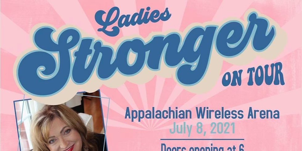Ladies Stronger On Tour