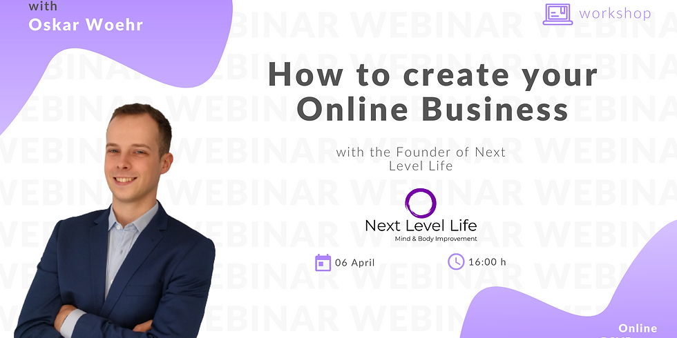 How to Create your Online Business