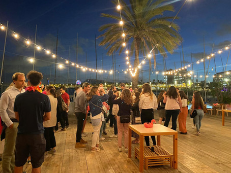 Gran evento presencial en la costa de Barcelona con Galenicum