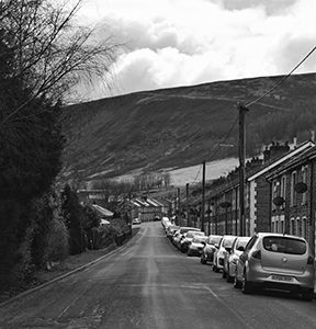 Empty Street Maerdy March 2020.jpg