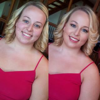 Blonde Bridesmaid