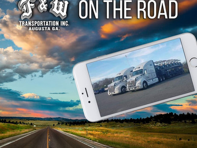 """""""F&W On the Road"""" Driver Photos of the Week"""