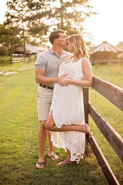 maternity photographer Raleigh NC