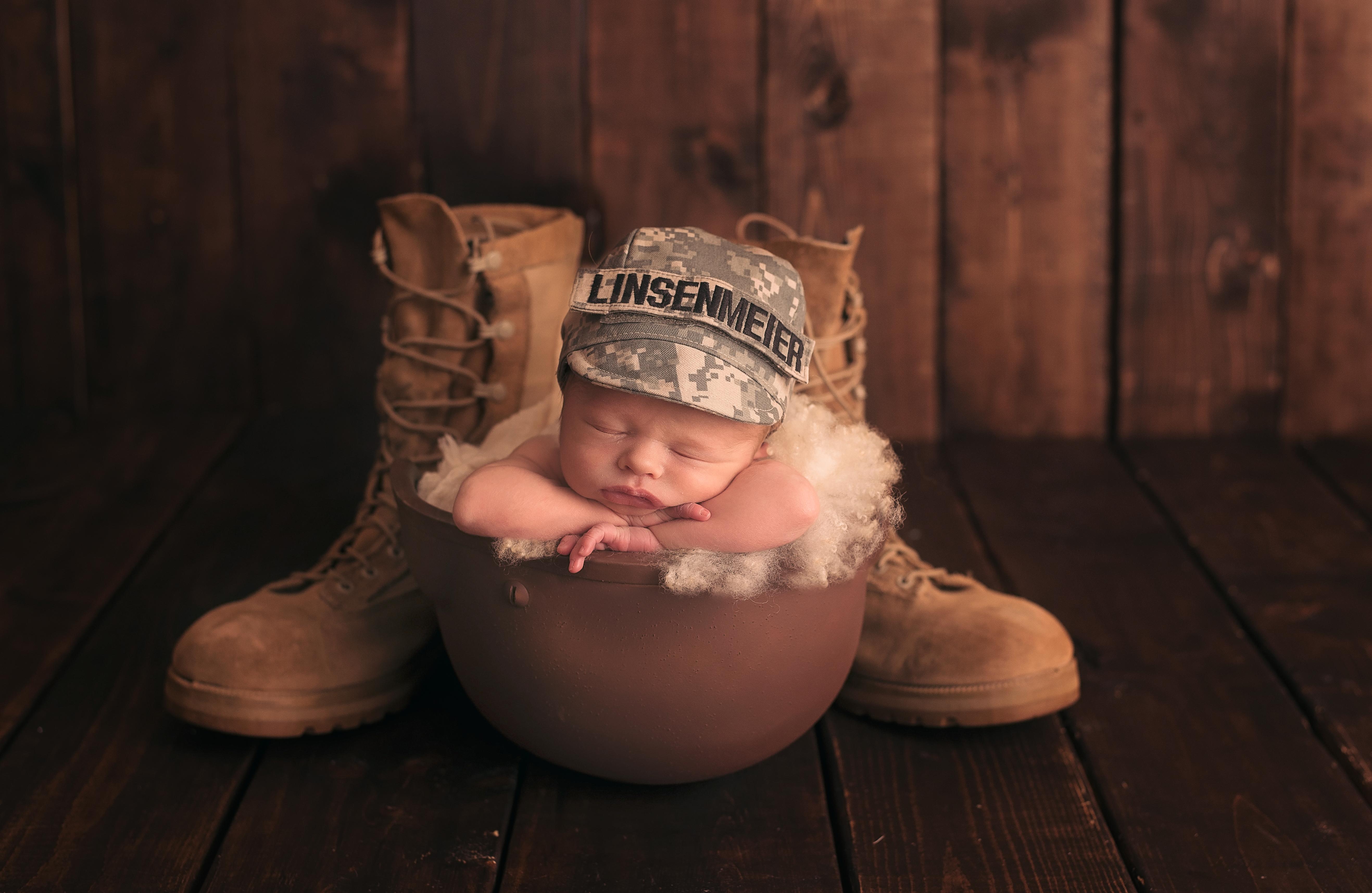 Fort Bragg NC newborn photographer