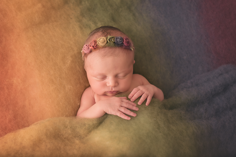 newborn photographer Fort Bragg
