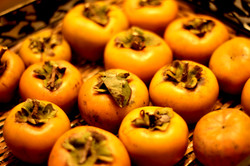 persimmons teach patience