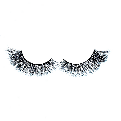 3D Mink Lashes: Chama