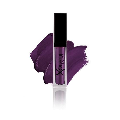 Liquid Velvet Lipstick: Voodoo