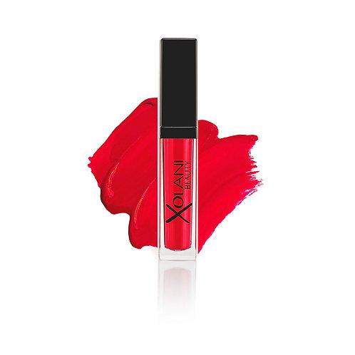 Liquid Velvet Lipstick: Dabble