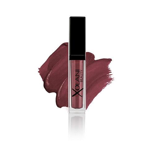 Liquid Velvet Lipstick: Hustler