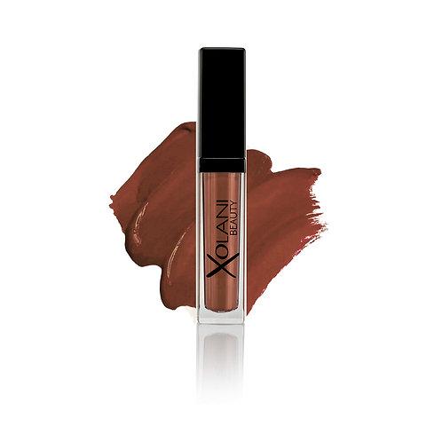 Liquid Velvet Lipstick: Rum Cake