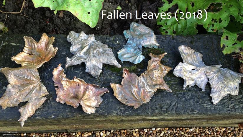 Fallen leaves (2018)