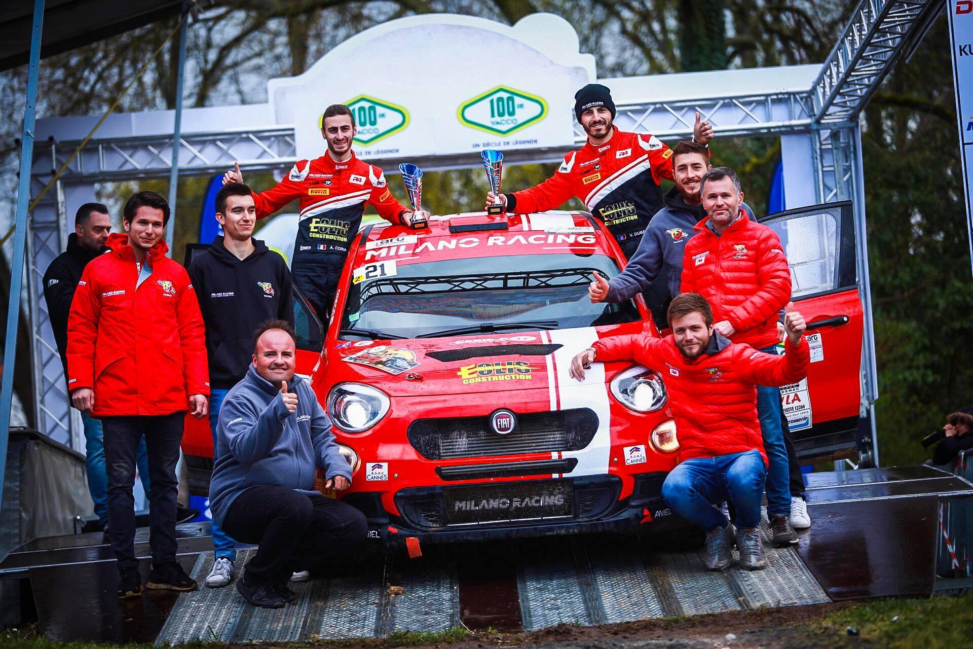 Le Team Milano Racing & la MR 500XR4