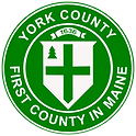 York County Maine Seal