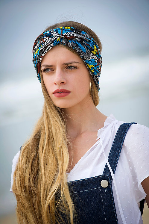 ALIZE - headband  WAX coton & jersey