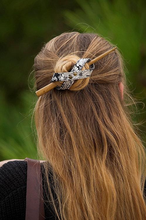 PELICAN - attache chignon - motifs au choix