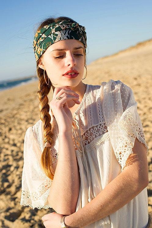 ROSE DES VENTS - foulard & bandeau - motifs aux choix