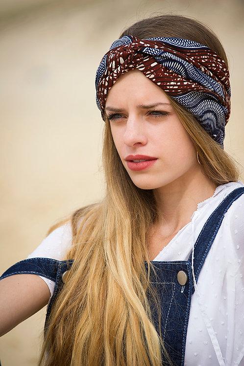 ALIZE WAX - headband coton & jersey - motifs aux choix