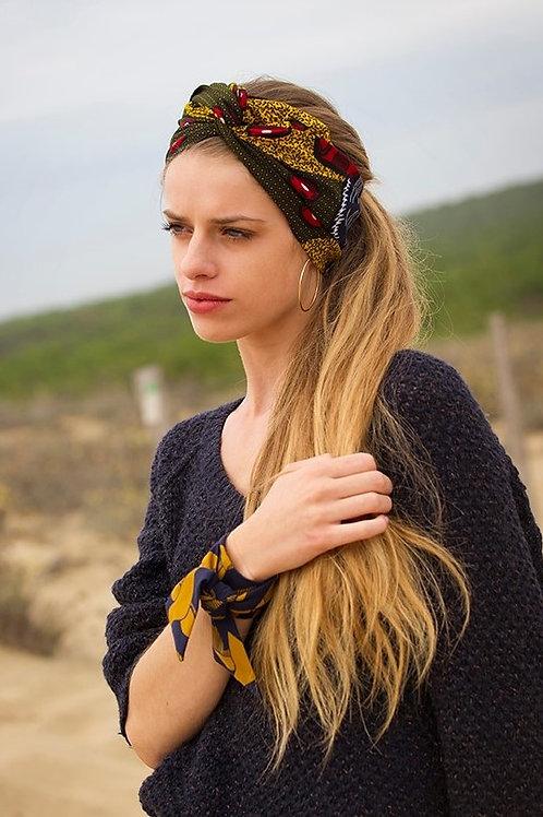 MALACCA - mini foulard - motifs aux choix