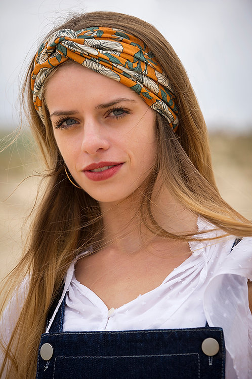 ALIZE - headband jersey viscose - motifs aux choix