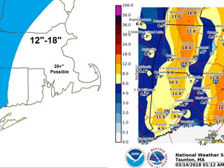 What Our Latest Nor'easter Reminds Us About Weather Forecasts
