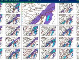 Next Snow: Tuesday-Wednesday
