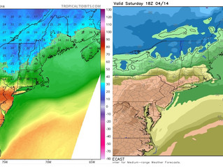 Weekend Weather's Split Personality May Be Changing Into Bipolar Disorder