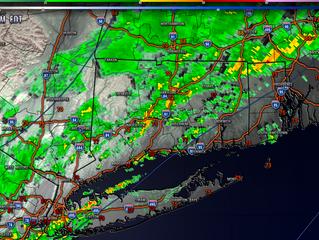 Heavy Downpours & Potential Flooding