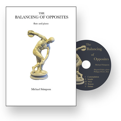 The Balancing of Opposites: CD and Score