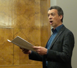 Roderick Williams performing 'Dylan'