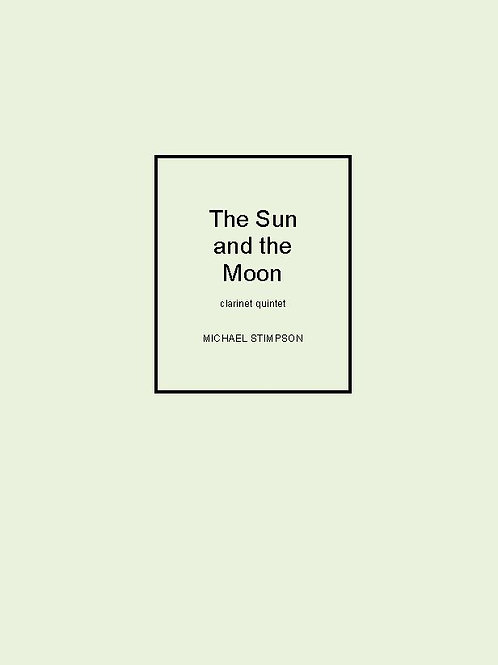 The Sun and the Moon - SCORE AND PARTS