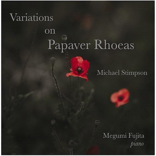Variations on Papaver Rhoeas