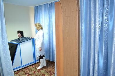 Лечебные отделения и кабинеты