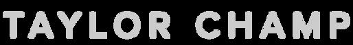 Taylor Champ Logo